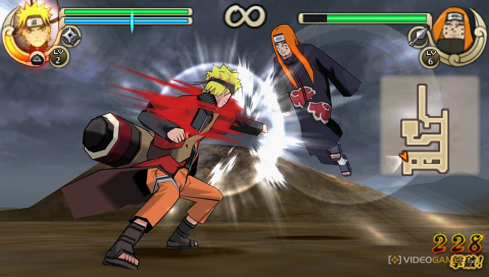 download naruto shippuden ultimate ninja impact pc full