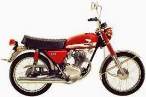 Jenis Motor honda CB di Indonesia