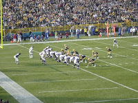 Packers versus Vikings tickets