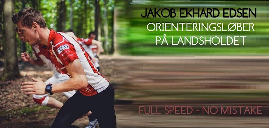 Jakob Edsen - Elite Orienteringsløber