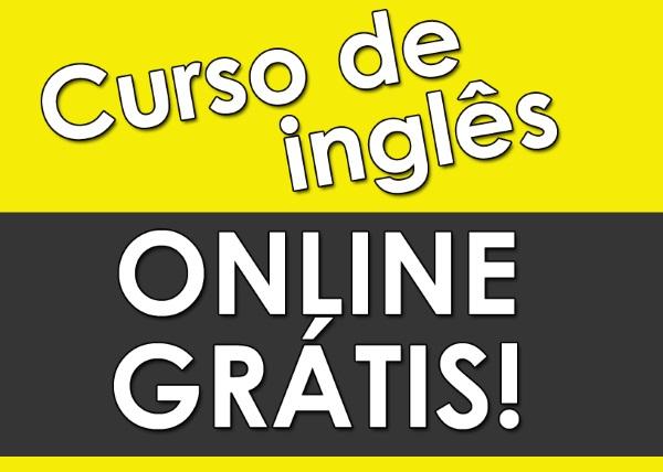 cursos de inglês online grátis