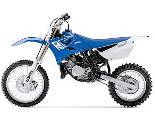 2013 Yamaha YZ85 2-Stroke Gambar Motor2