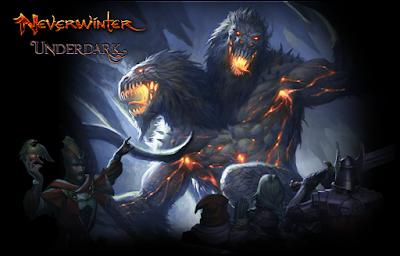 Андердарк в Neverwinter Online