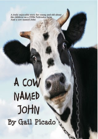 http://www.amazon.com/Cow-Named-John-Gail-Picado-ebook/dp/B008WEMX8I/ref=sr_1_1?s=books&ie=UTF8&qid=1405369837&sr=1-1&keywords=Gail+picado