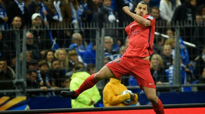 Highlights Bastia 0 – 4 PSG (Coupe De La Ligue)