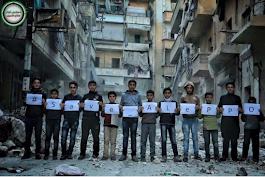 Rinnoviamo l'appello #SaveAleppo