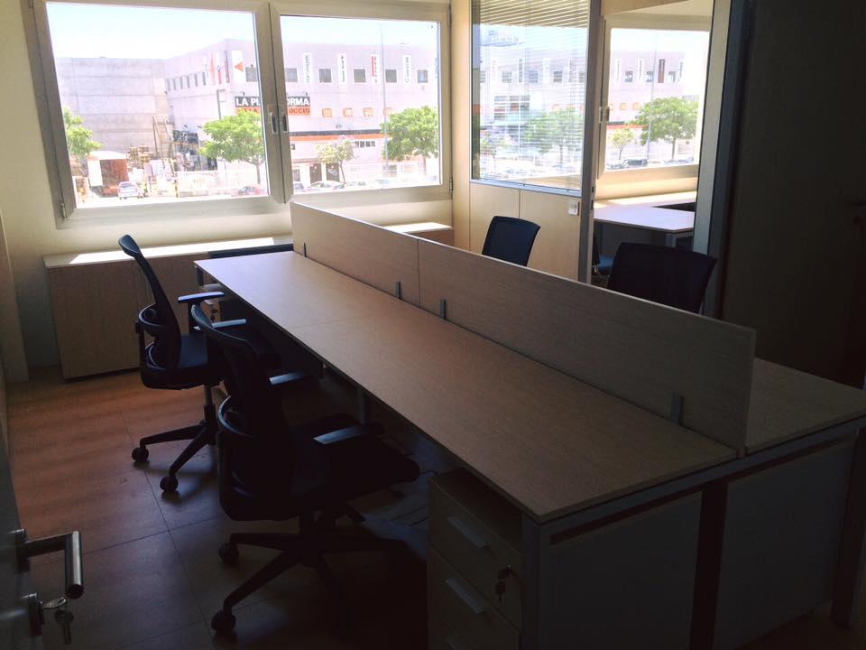 Suministros anbo comunicaciones instalaci n integral for Muebles de oficina barcelona