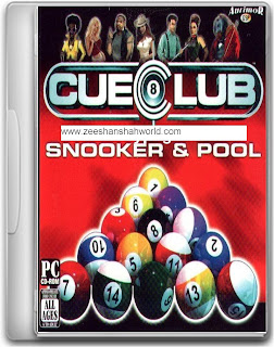 Download Cue Club Game free Full Version