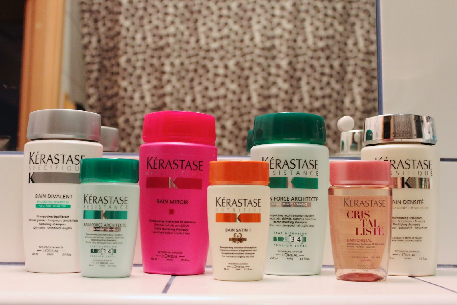 Help i have an addiction to k rastase from aliona for Kerastase reflection bain miroir