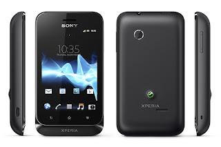 Harga handphone Sony Xperia Tipo ST21i