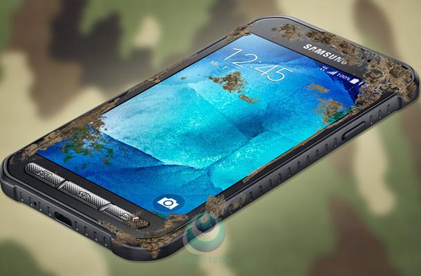 kamera Samsung Galaxy Xcover 3