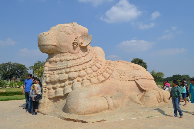 Nandi Statue, Lepakshi