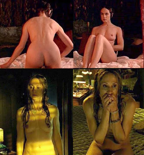 Holly hunter nude the piano