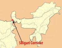 Siliguri Corridor gk questions