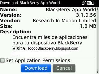download ota google maps for blackberry