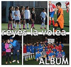 Torneo Reyes Fútbol-7 La Volea: Fotos