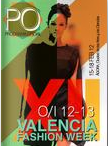 Programa Oficial Valencia Fashion Week 2012