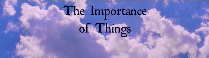 The Importance of Things