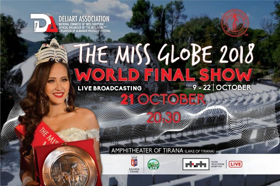 Miss Globo 2018