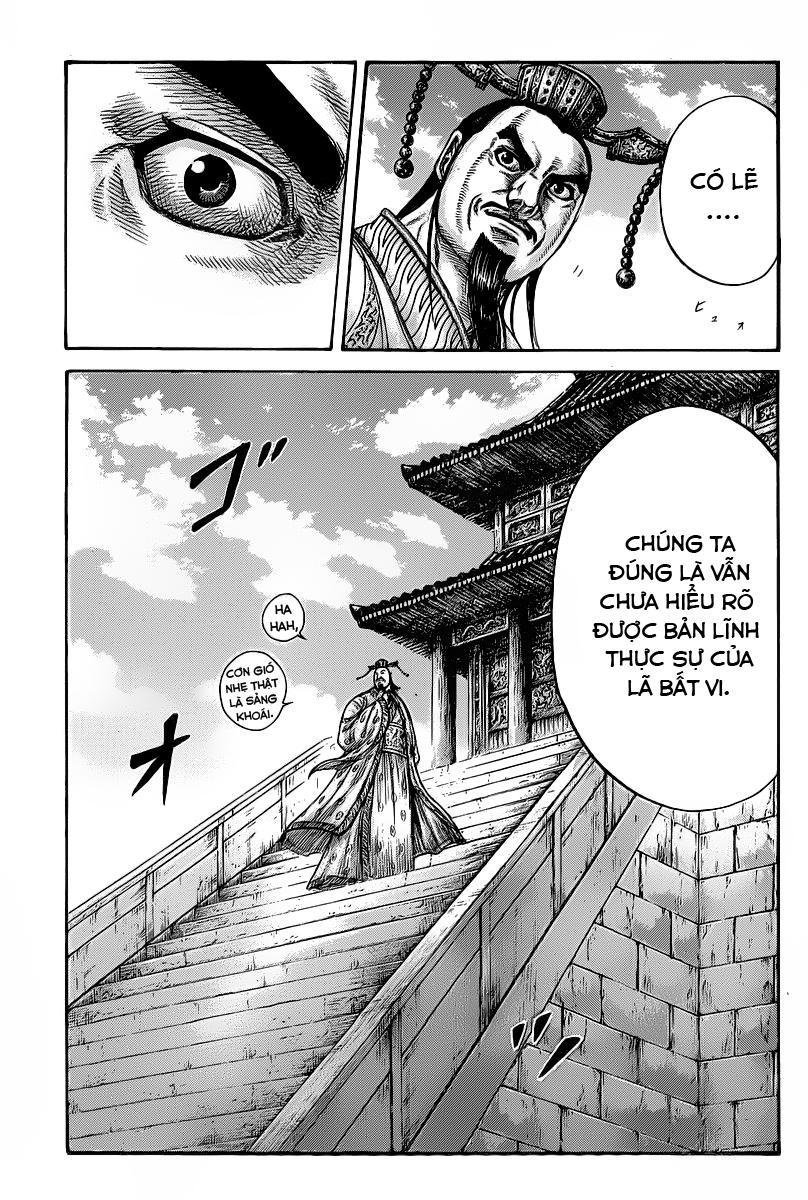 Kingdom - Vương Giả Thiên Hạ Chapter 420 - 422 page 25 - IZTruyenTranh.com