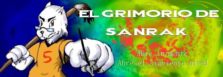 EL GRIMORIO DE SANRAK