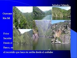 Cañones del Río Sil