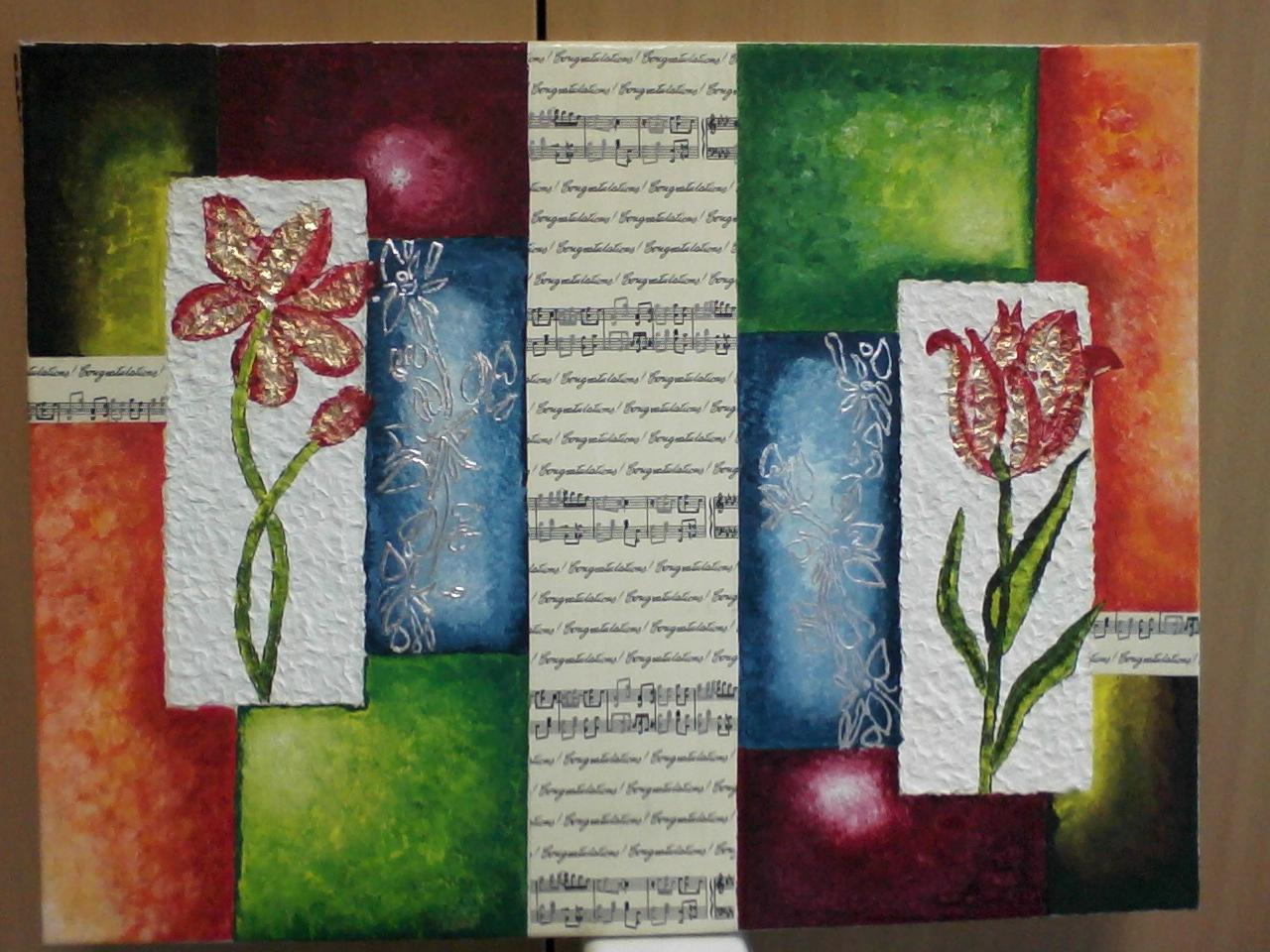 Cuadro de cuadros de colores imagui - Cuadros de colores ...