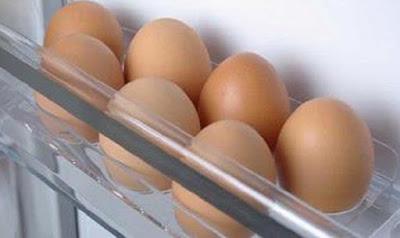 Menyimpan Telur Dalam Kulkas, Masih Perlukah?