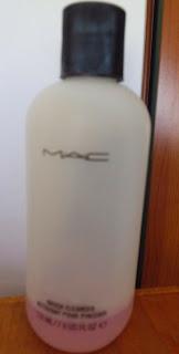 MAC limpiador de brochas