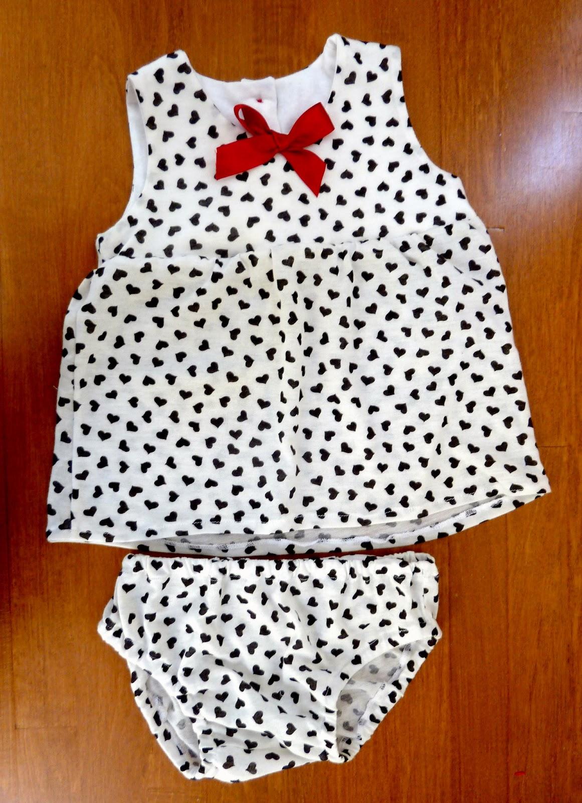 Baby Dress Sewn