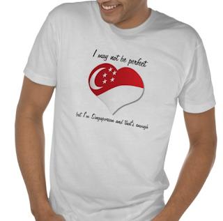 Singapore Tee-Shirt