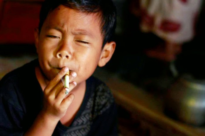 Budak 7 Tahun Ketagih Rokok Hisap 16 Batang Sehari
