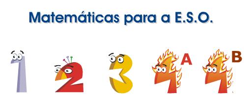 Matemáticas en galego para a ESO