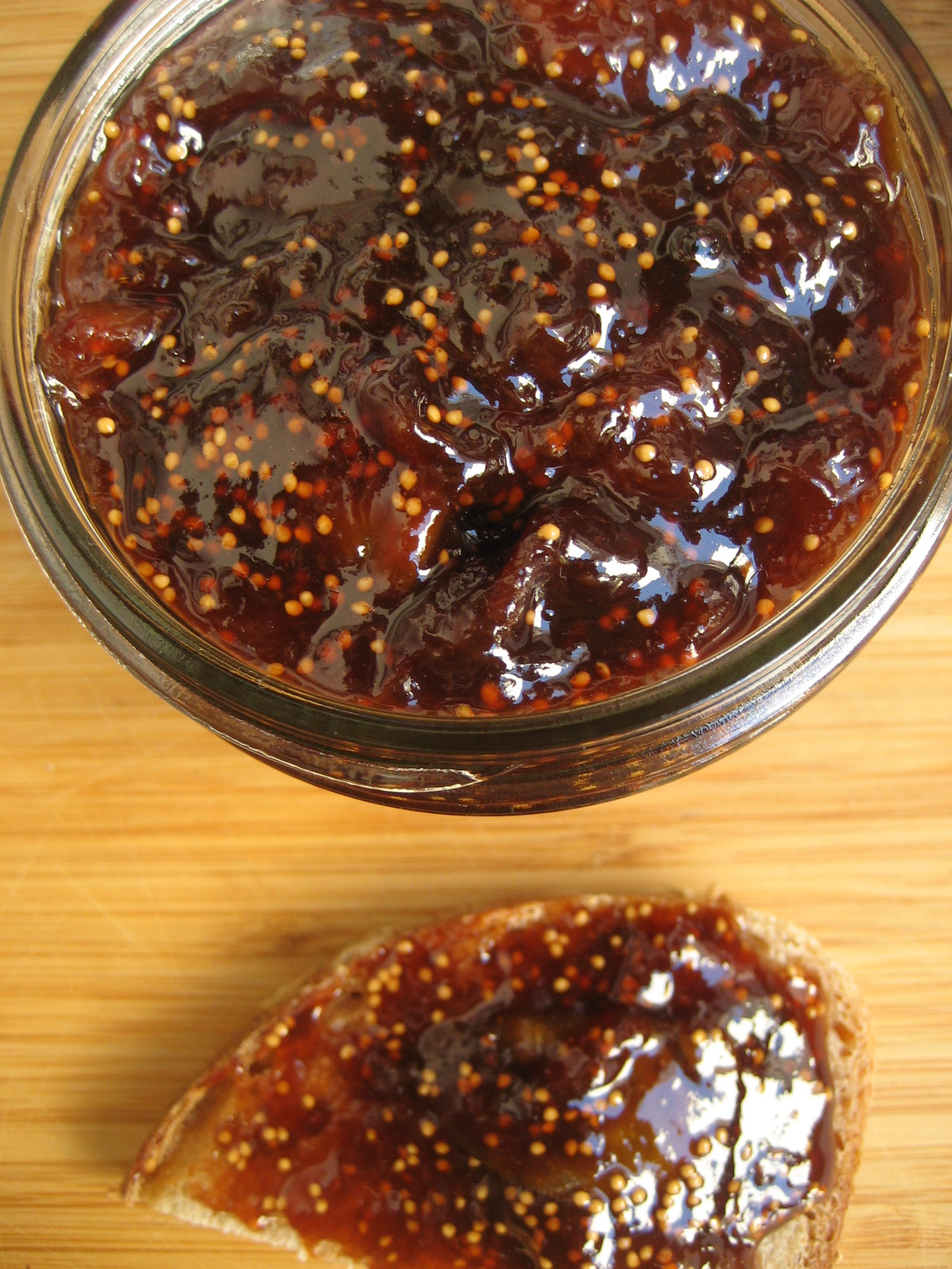 Fig, Ginger, Star Anise Preserves Recipes — Dishmaps