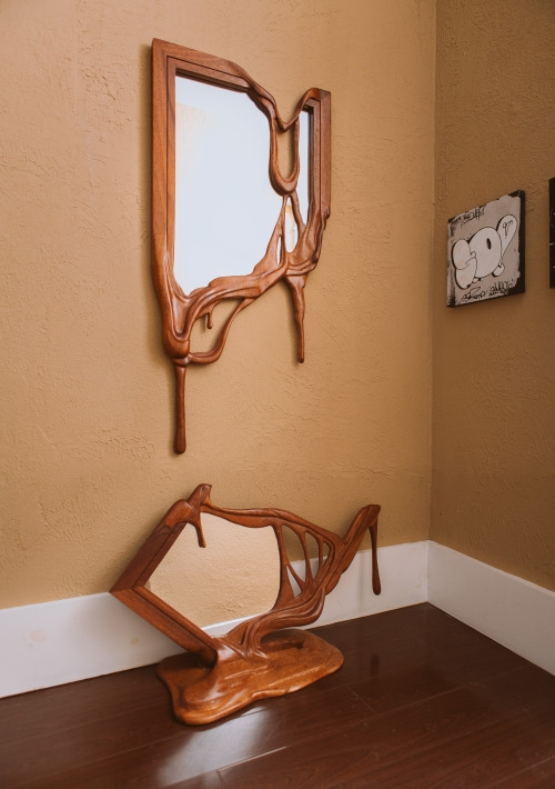 01-Mirrors-Alan-Gwizdowski-Surreal-Salvador-Dali-Wood-Furnishings-www-designstack-co