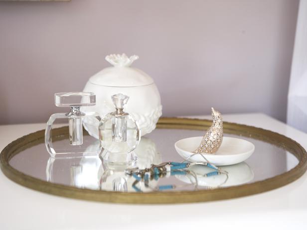 tray decor, uses for trays
