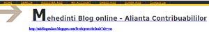 RSS: Mehedinti Blog online