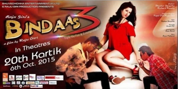 Bindaas-3-nepali-movie-hot-poster