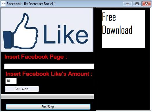 fb page like increaser online dating