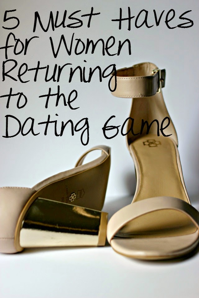 5 Must Haves for Women Returning to the Dating Game #TheMoodStrikes #AD