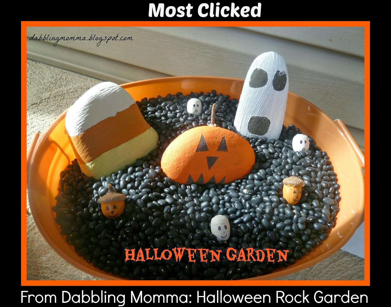 http://dabblingmomma.blogspot.com/2014/10/halloween-rock-garden.html