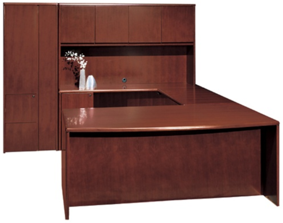 Cherryman Ruby Collection U-Desk