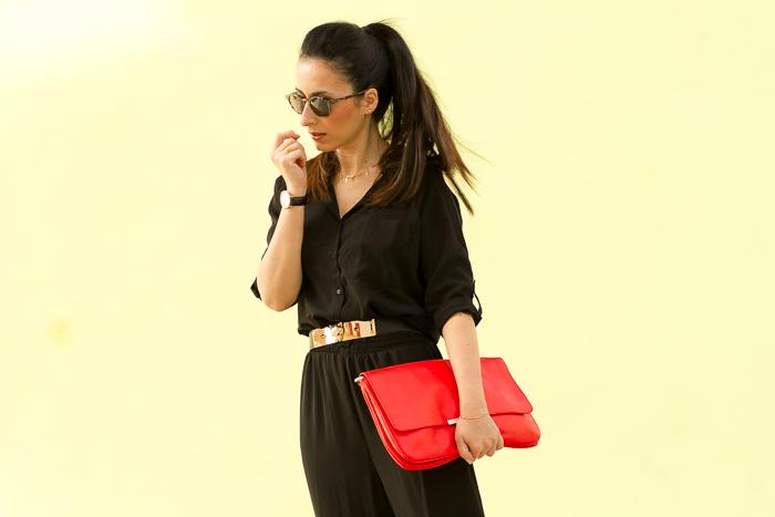 Blogger de moda y belleza valenciana con las últimas tendencias