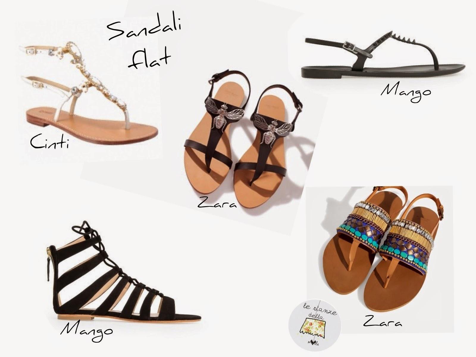 scarpe e scarpe, scarpe 2014 estate, scarpe 2014, sandali flat
