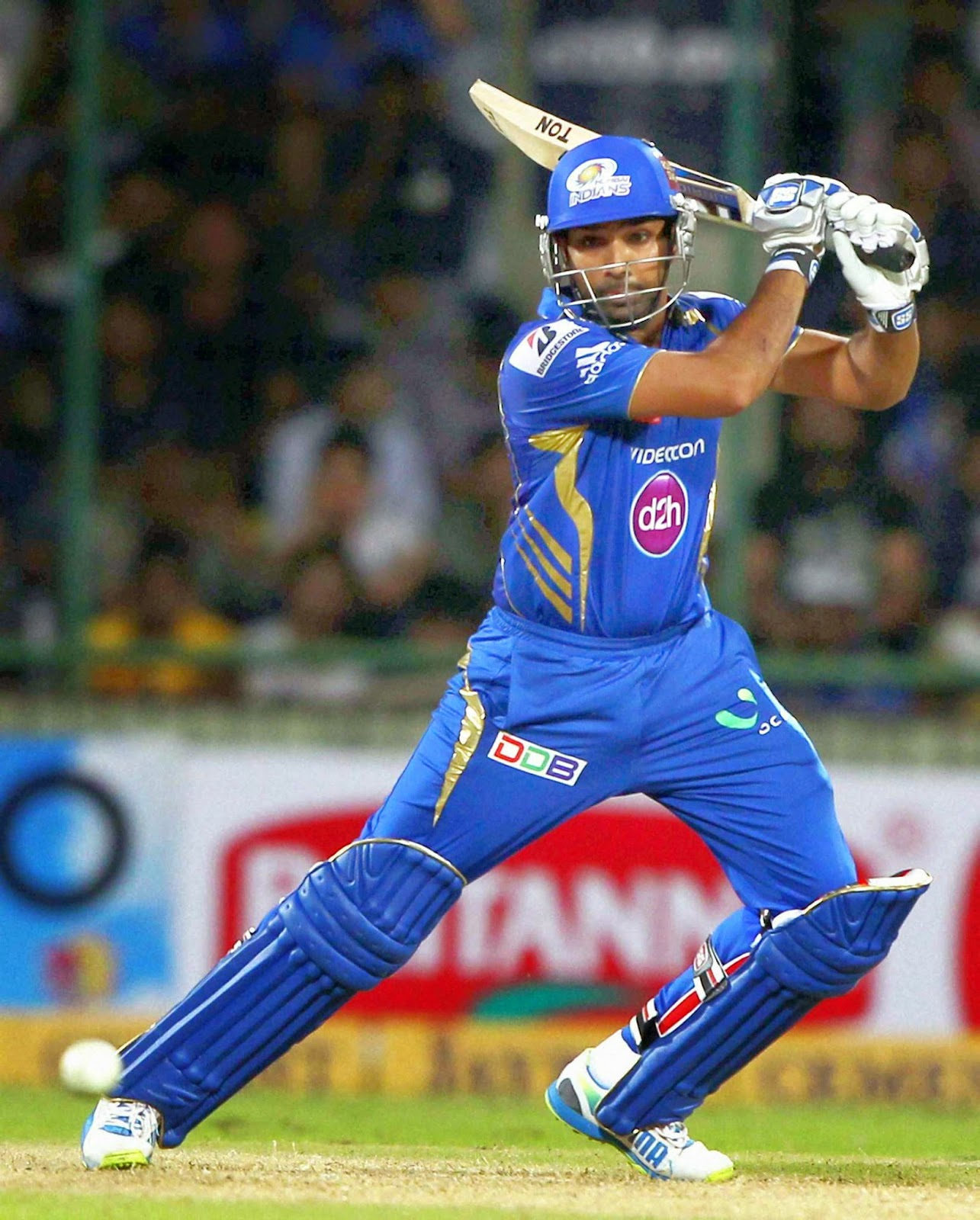 Rohit Sharma Latest High Definition Wallpapers Free Download