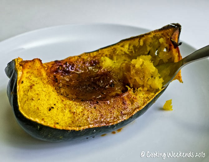 bj's baked acorn squash