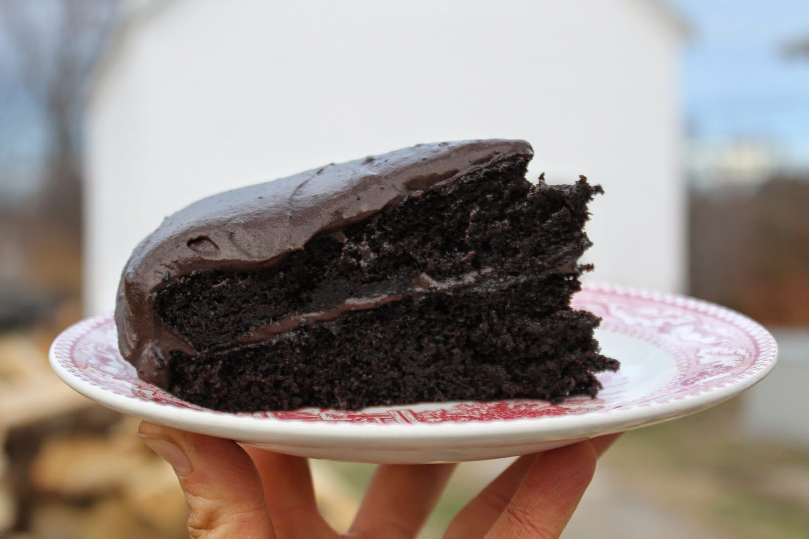 The Cake Was Found Here Slightly Adapted Recipe Below