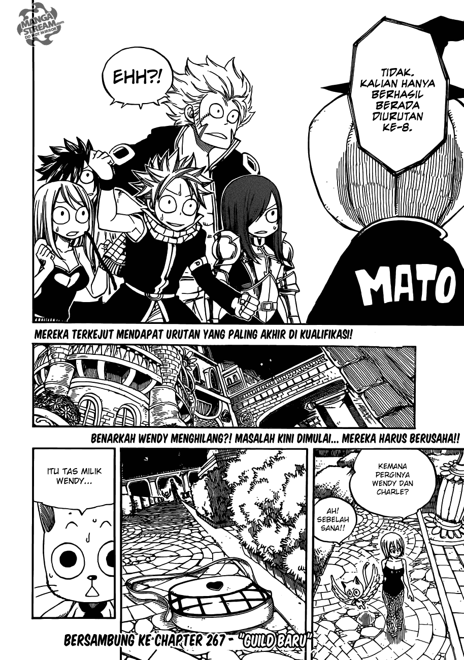 Baca Manga, Baca Komik, Fairy Tail Chapter 266, Fairy Tail 266 Bahasa Indonesia, Fairy Tail 266 Online