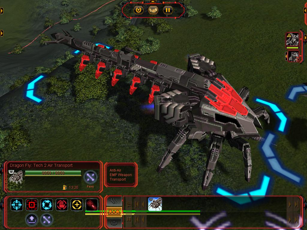 Filmovízia: Supreme Commander - Forged Alliance