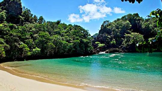 Pulau Sempu - Malang Jawa Timur
